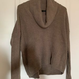 Express Brown Sweater